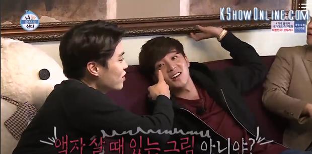 Roy Kim lẫn Eddy Kim đều từng bị Jung Joon Young đe dọa...  cướp mất bạn gái - Ảnh 4.