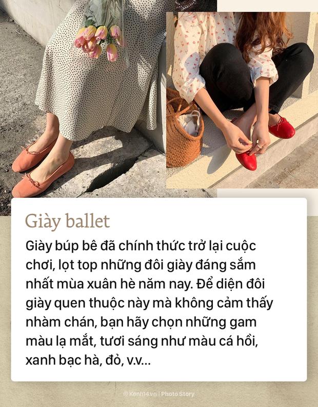 Những mẫu giày bệt siêu hot hit mà cô nàng sành mặc nào cũng nên sở hữu một đôi - Ảnh 5.