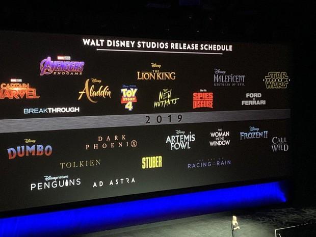 Đây là thế lực đáng sợ có khả năng phế ngôi của trùm cuối Disney ở tương lai gần - Ảnh 2.