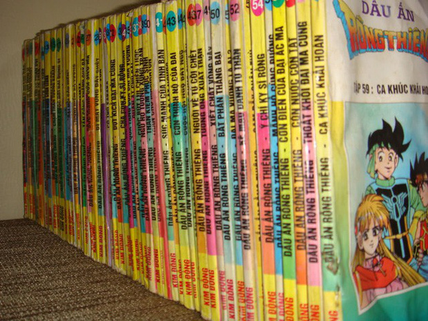 Bộ truyện Dấu Ấn Rồng Thiêng đình đám tuổi thơ 8x, 9x tung trailer hoạt hình 3D! - Ảnh 5.