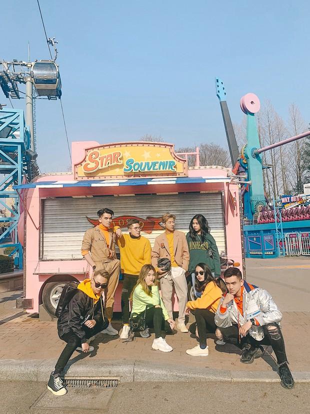 Thêm một bộ ảnh du lịch Hàn đẹp như bìa tạp chí của nhóm bạn thân người Việt: Đẹp xuất sắc vậy rồi ai chơi lại? - Ảnh 5.