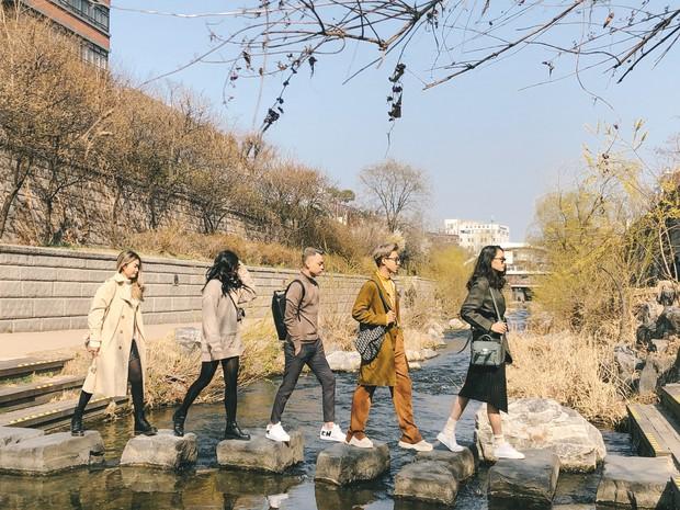 Thêm một bộ ảnh du lịch Hàn đẹp như bìa tạp chí của nhóm bạn thân người Việt: Đẹp xuất sắc vậy rồi ai chơi lại? - Ảnh 4.