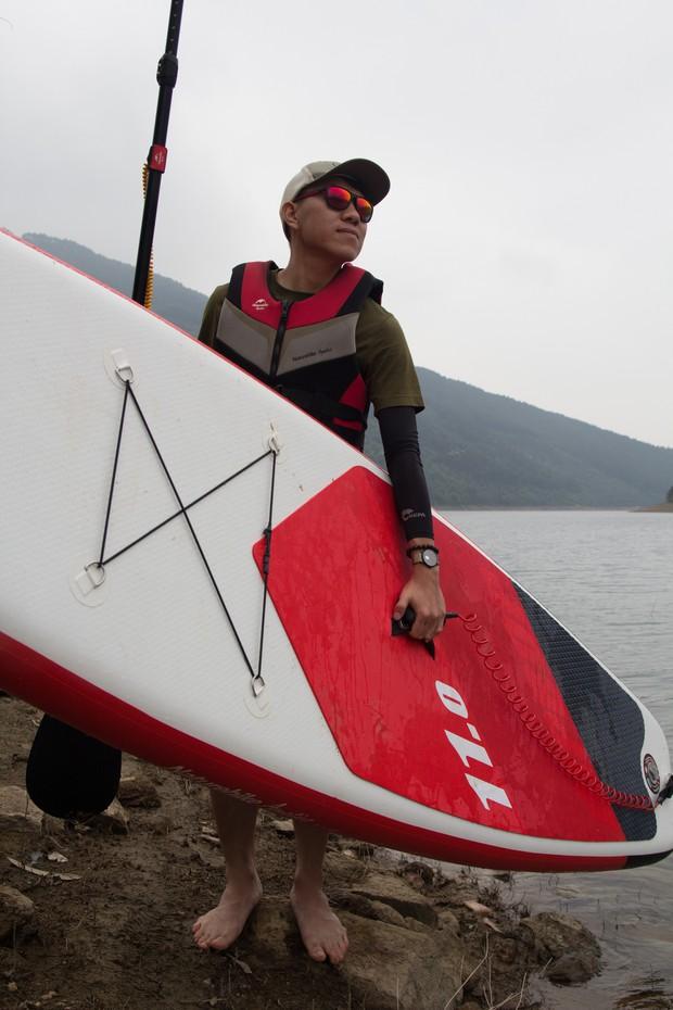 Có gì hay ở Stand up paddle - môn lướt ván hiện đại được dự đoán sẽ hot nhất với giới trẻ Việt trong hè này? - Ảnh 10.