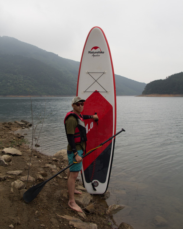 Có gì hay ở Stand up paddle - môn lướt ván hiện đại được dự đoán sẽ hot nhất với giới trẻ Việt trong hè này? - Ảnh 8.