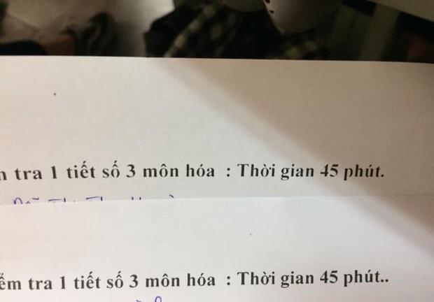 Khi thầy cô sở hữu IQ 200 làm mã đề thi: Chỉ thêm 1 dấu chấm, 1 dấu phẩy cũng khiến học sinh khóc thét - Ảnh 2.