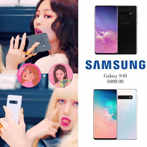 Hóng hớt MV Kill This Love (BLACKPINK): Xem các chị hát hay xem quảng cáo Samsung vậy nhỉ? - Ảnh 1.