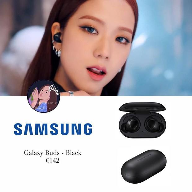 Hóng hớt MV Kill This Love (BLACKPINK): Xem các chị hát hay xem quảng cáo Samsung vậy nhỉ? - Ảnh 3.