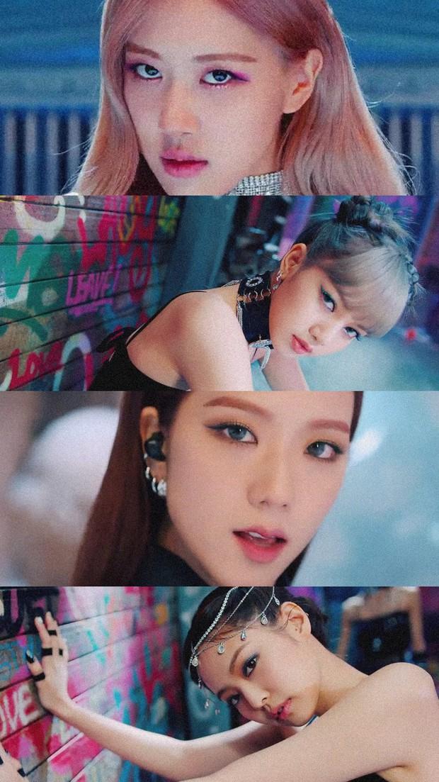 Từng được xem là vai chính nhưng giờ Jennie đang dần thành vai phụ mờ nhạt trong câu chuyện phong cách của Black Pink - Ảnh 2.