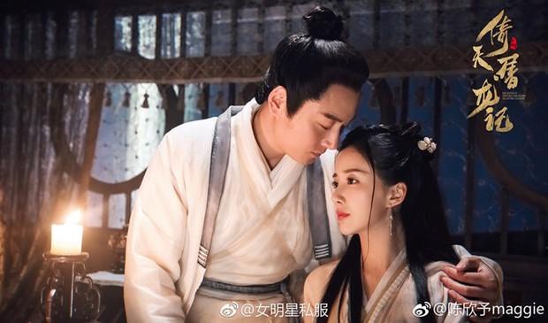 Rối loạn tiền đình vì tình tay 4 của Trương Vô Kỵ, thôi ta ship 2 cặp phụ Tân Ỷ Thiên Đồ Long Ký cho lành! - Ảnh 2.