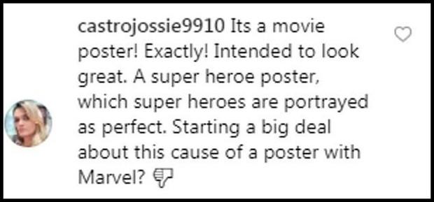 Poster Endgame khiến fan khẩu nghiệp vì một lí do hết sức nhảm nhí - Ảnh 8.