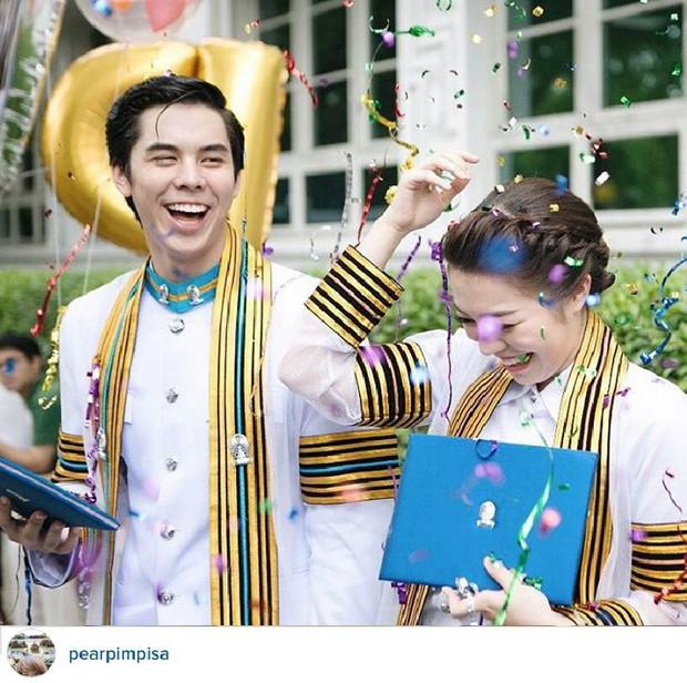 Anh chị em ruột của sao hạng A Thái Lan: Người vừa đẹp vừa siêu tài giỏi, kẻ kém sắc đến ngỡ ngàng - Ảnh 23.