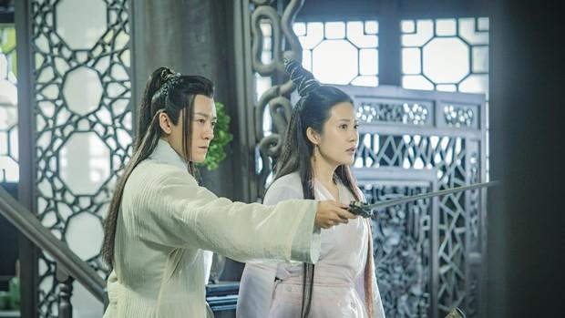 Rối loạn tiền đình vì tình tay 4 của Trương Vô Kỵ, thôi ta ship 2 cặp phụ Tân Ỷ Thiên Đồ Long Ký cho lành! - Ảnh 12.