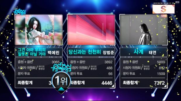 Taeyeon đối đầu với đại diện nhà JYP và ông trùm nhạc số, cuối cùng ai là người giành chiến thắng? - Ảnh 1.