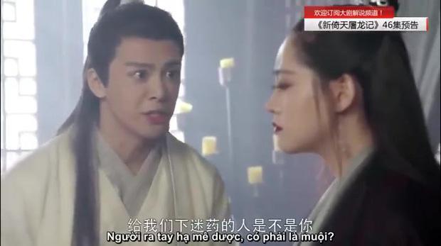 Thảm như Triệu Mẫn bản 2019, phim 50 tập mà mãi tới tập 46 mới được giải oan; bị chém đầu mà bạn trai - Trương Vô Kỵ không hề hay biết - Ảnh 2.