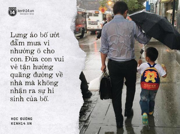 Những mẫu chuyện nhỏ về cha mẹ chạm đến trái tim của bất kỳ ai: Dù nghèo khổ thế nào, họ cũng dành cho con những gì ngon nhất, tốt nhất - Ảnh 2.