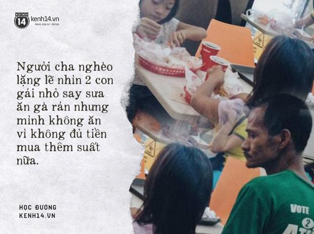 Những mẫu chuyện nhỏ về cha mẹ chạm đến trái tim của bất kỳ ai: Dù nghèo khổ thế nào, họ cũng dành cho con những gì ngon nhất, tốt nhất - Ảnh 11.