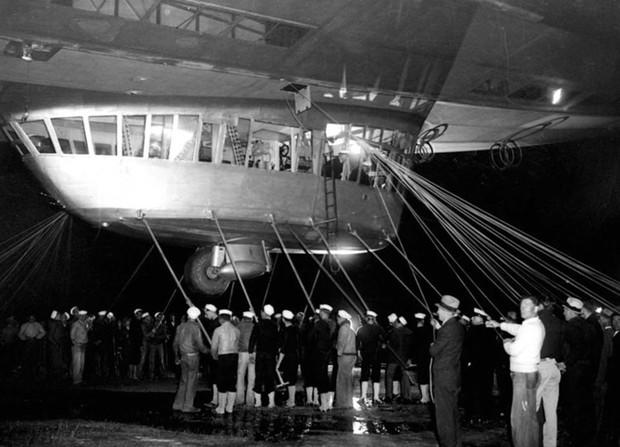 """Ảnh hiếm trước và sau """"thảm họa Titanic trên không"""" Hindenburg - Ảnh 4."""
