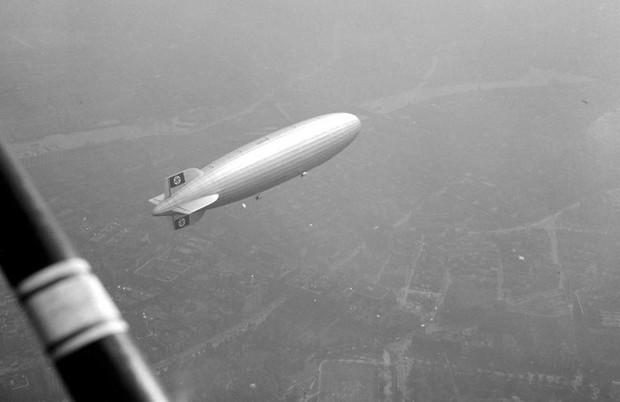 """Ảnh hiếm trước và sau """"thảm họa Titanic trên không"""" Hindenburg - Ảnh 6."""