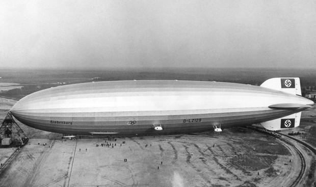 """Ảnh hiếm trước và sau """"thảm họa Titanic trên không"""" Hindenburg - Ảnh 7."""