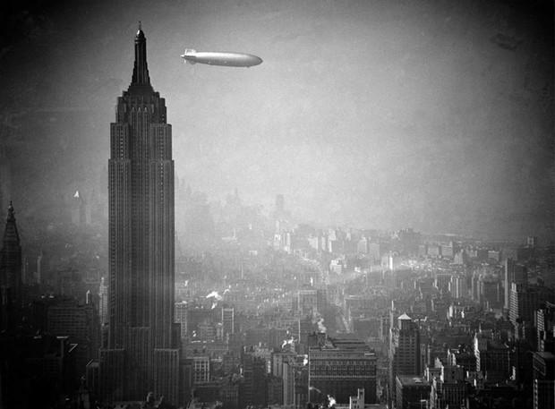 """Ảnh hiếm trước và sau """"thảm họa Titanic trên không"""" Hindenburg - Ảnh 8."""