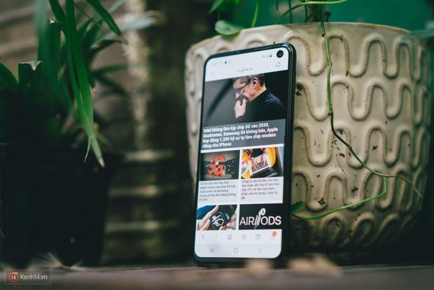 Trải nghiệm 1 tuần sử dụng Samsung Galaxy S10e - Bản mẫu hoàn hảo cho smartphone nhỏ gọn? - Ảnh 15.