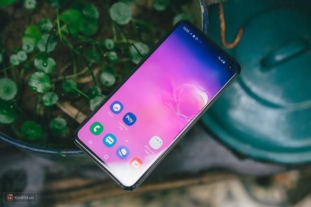 Trải nghiệm 1 tuần sử dụng Samsung Galaxy S10e - Bản mẫu hoàn hảo cho smartphone nhỏ gọn? - Ảnh 23.