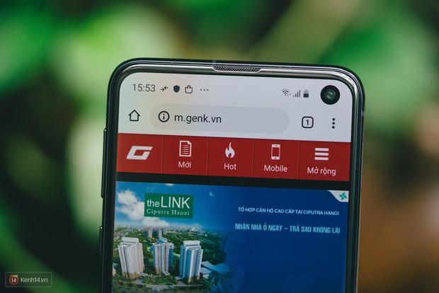 Trải nghiệm 1 tuần sử dụng Samsung Galaxy S10e - Bản mẫu hoàn hảo cho smartphone nhỏ gọn? - Ảnh 14.