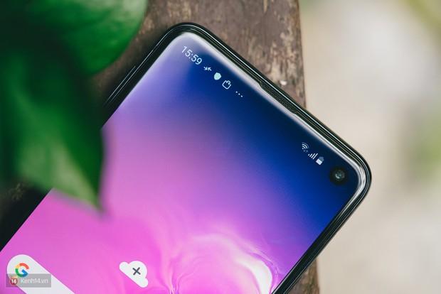 Trải nghiệm 1 tuần sử dụng Samsung Galaxy S10e - Bản mẫu hoàn hảo cho smartphone nhỏ gọn? - Ảnh 24.