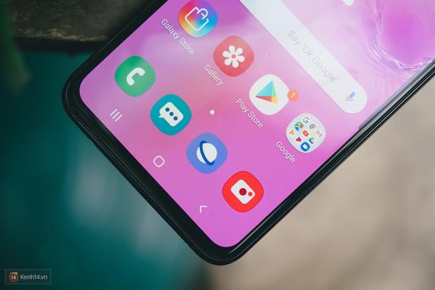 Trải nghiệm 1 tuần sử dụng Samsung Galaxy S10e - Bản mẫu hoàn hảo cho smartphone nhỏ gọn? - Ảnh 22.