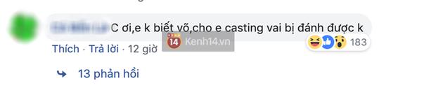 Ngô Thanh Vân kêu gọi tìm lớp đả nữ kế cận, netizen trả lời: Em không biết võ, cho em vai bị đánh được không? - Ảnh 4.