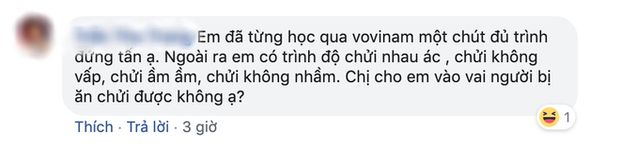 Ngô Thanh Vân kêu gọi tìm lớp đả nữ kế cận, netizen trả lời: Em không biết võ, cho em vai bị đánh được không? - Ảnh 12.