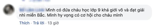 Ngô Thanh Vân kêu gọi tìm lớp đả nữ kế cận, netizen trả lời: Em không biết võ, cho em vai bị đánh được không? - Ảnh 13.