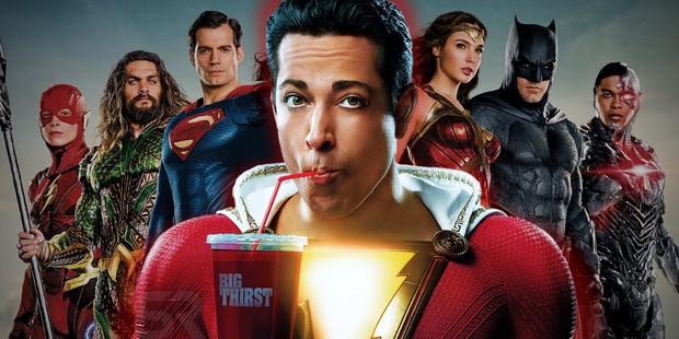 Mới ngày nào còn là vị thần lãng tử trong Thor, Zachary Levi nay đã trở thành thánh nhây của DC - Ảnh 7.