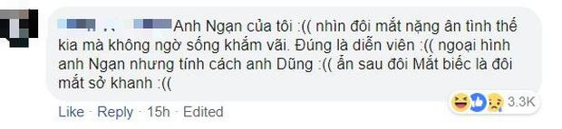 Giữa bão scandal Trần Nghĩa, fan Mắt Biếc đòi đổi diễn viên vì: Mắt Ngạn mà bản chất là Dũng! - Ảnh 3.