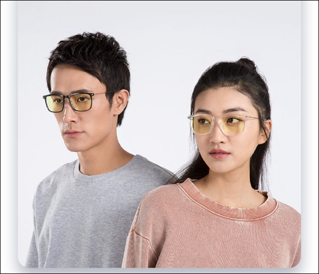 Xiaomi tung ra mắt kính bảo vệ mắt khỏi ánh sáng xanh: Phù hợp với người dùng máy tính nhiều, giá 500 nghìn đồng - Ảnh 1.