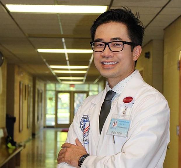 Định cư ở Mỹ: Bác sĩ Việt từng làm nail, bồi bàn, học tối ngày - Ảnh 1.