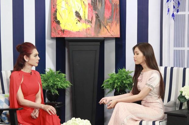 Top 6 Hoa hậu chuyển giới - Đỗ Nhật Hà tiết lộ quá khứ yêu người chuyển giới - Ảnh 2.