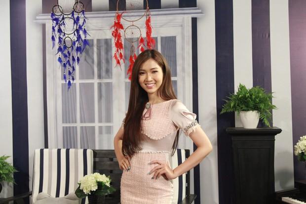 Top 6 Hoa hậu chuyển giới - Đỗ Nhật Hà tiết lộ quá khứ yêu người chuyển giới - Ảnh 1.