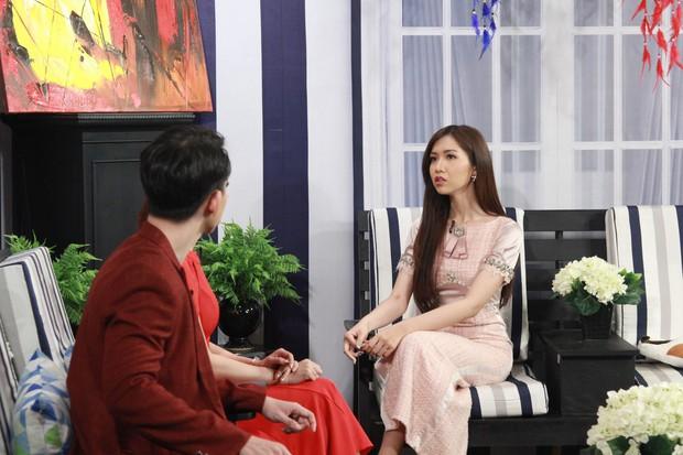 Top 6 Hoa hậu chuyển giới - Đỗ Nhật Hà tiết lộ quá khứ yêu người chuyển giới - Ảnh 3.
