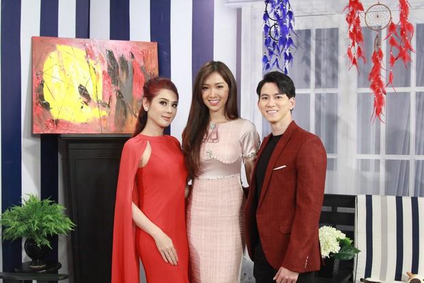 Top 6 Hoa hậu chuyển giới - Đỗ Nhật Hà tiết lộ quá khứ yêu người chuyển giới - Ảnh 4.