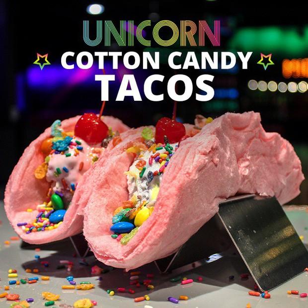Chiếc bánh taco kỳ lân có vỏ màu hồng pastel khiến nhiều người thích thú hoá ra lại được làm từ nguyên liệu không ai ngờ tới - Ảnh 3.