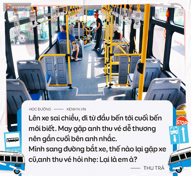 Có những người dành cả thanh xuân để đi xe buýt và tạo ra 1001 chuyện drama đầy nước mắt trên phương tiện này - Ảnh 1.