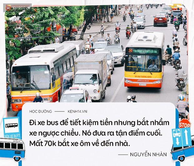 Có những người dành cả thanh xuân để đi xe buýt và tạo ra 1001 chuyện drama đầy nước mắt trên phương tiện này - Ảnh 3.