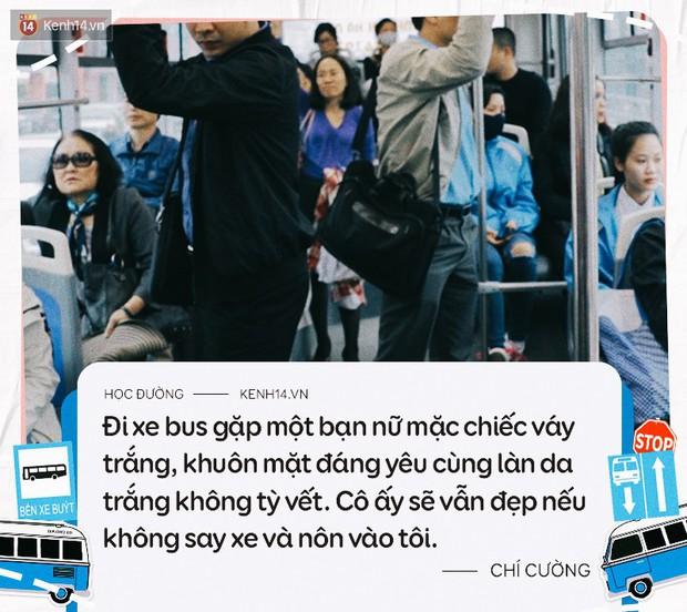 Có những người dành cả thanh xuân để đi xe buýt và tạo ra 1001 chuyện drama đầy nước mắt trên phương tiện này - Ảnh 5.
