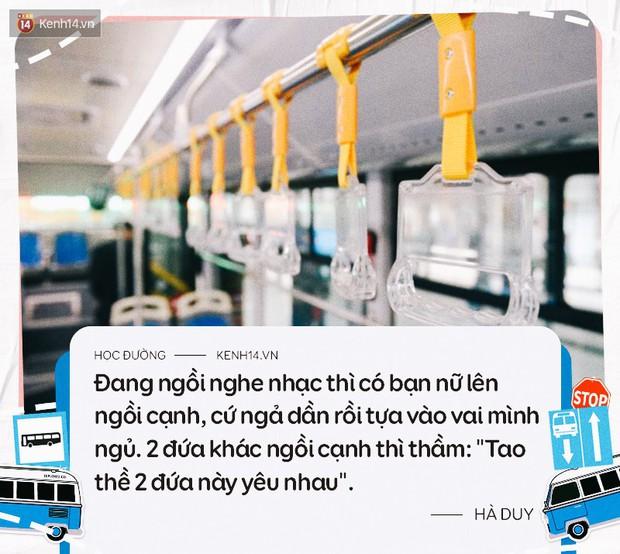 Có những người dành cả thanh xuân để đi xe buýt và tạo ra 1001 chuyện drama đầy nước mắt trên phương tiện này - Ảnh 7.