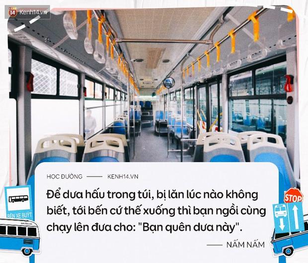 Có những người dành cả thanh xuân để đi xe buýt và tạo ra 1001 chuyện drama đầy nước mắt trên phương tiện này - Ảnh 11.