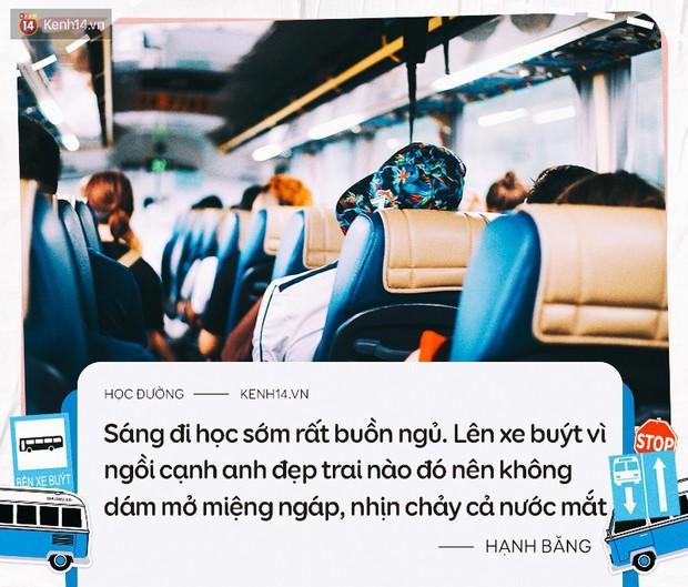 Có những người dành cả thanh xuân để đi xe buýt và tạo ra 1001 chuyện drama đầy nước mắt trên phương tiện này - Ảnh 13.