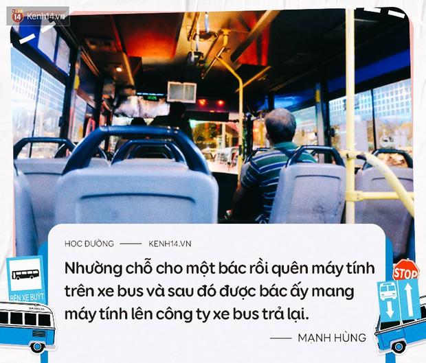 Có những người dành cả thanh xuân để đi xe buýt và tạo ra 1001 chuyện drama đầy nước mắt trên phương tiện này - Ảnh 17.