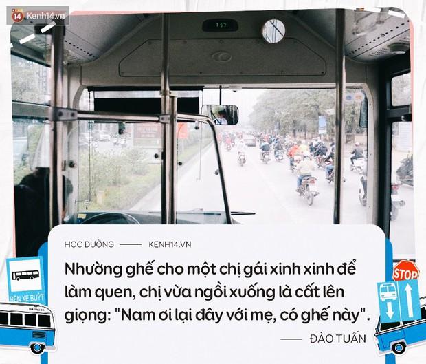 Có những người dành cả thanh xuân để đi xe buýt và tạo ra 1001 chuyện drama đầy nước mắt trên phương tiện này - Ảnh 19.