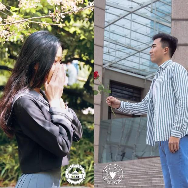 Bộ ảnh tuyệt đẹp của những cặp đôi yêu xa, dù cách nhau cả ngàn cây số nhưng trái tim luôn chung nhịp đập - Ảnh 5.